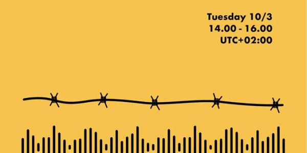 Τρίτη 10 Μαρτίου στις 14:00 - Many Heads One Sound: A Broadcast from Refugees' Hearts to Everyone's Ears