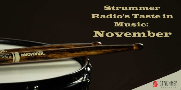 Strummer Radio's Taste in Music - Nov 2020